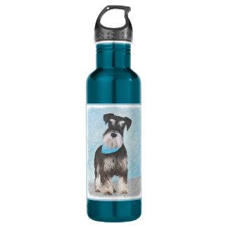 Schnauzer (Miniature) 710 Ml Water Bottle