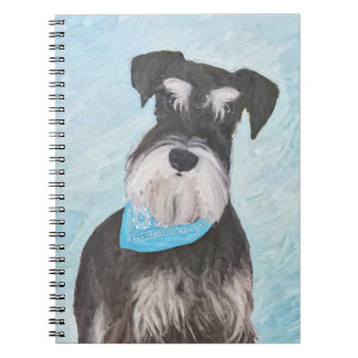 Schnauzer (Miniature) Notebooks