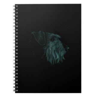 Schnauzer Notebooks