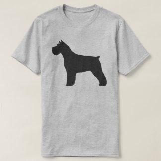 Schnauzer Silhouette T-Shirt