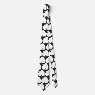 Schnauzer Tie