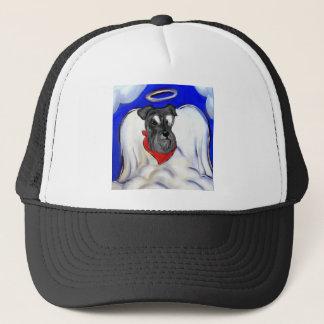 Schnauzer Trucker Hat
