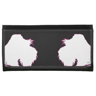 Schnauzer Women's Wallets