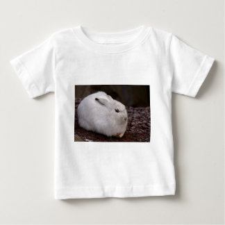 Schneehase Cute Zoo Animal Animal World Fur Hare Baby T-Shirt