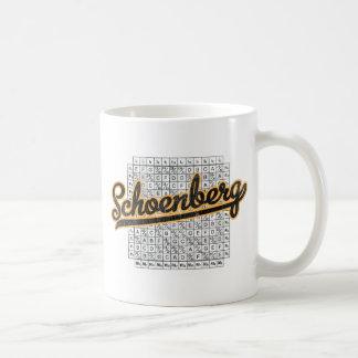Schoenberg Coffee Mug