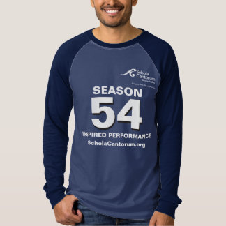 Schola Cantorum Team long-sleeve Tee