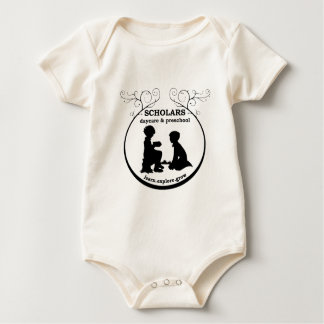 Scholars Daycare & preschool Baby Bodysuit