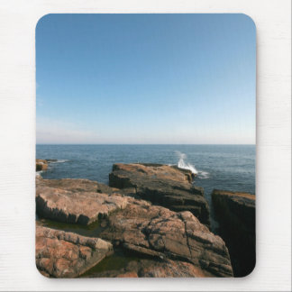 Schoodic Point Mouse Pad