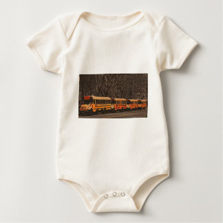 School Baby Bodysuit