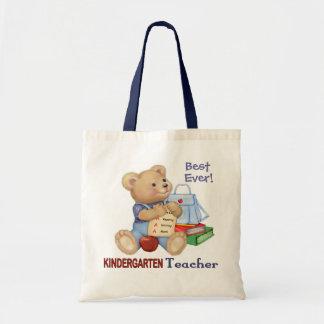 School Bear - Kindergarten Teacher