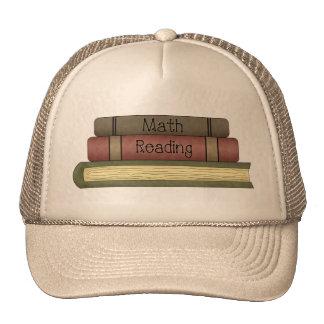 School Books Cap