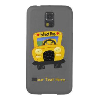 School Bus 2 (customizable) Galaxy S5 Case