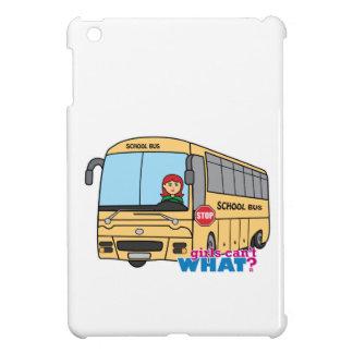 School Bus Driver Case For The iPad Mini