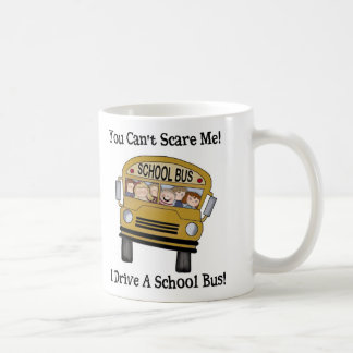 School Bus Driver Coffee Cup