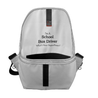 School Bus Driver Courier Bag