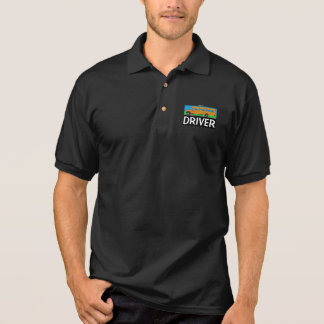SCHOOL BUS DRIVER POLO SHIRT