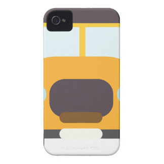 School Bus Front Case-Mate iPhone 4 Case