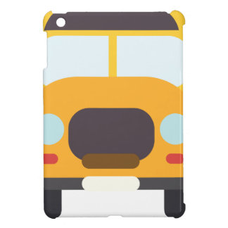 School Bus Front iPad Mini Cases