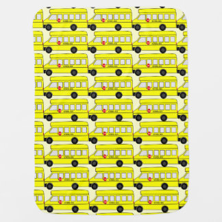 School Bus Receiving Blankets