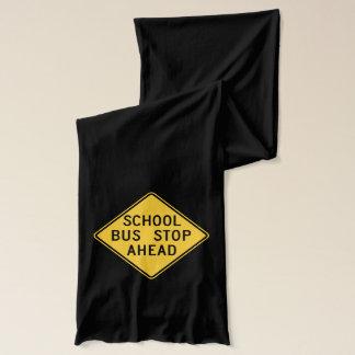 School bus scarf