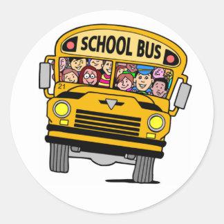 School Bus Sticker
