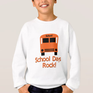School Bus Sweatshirt