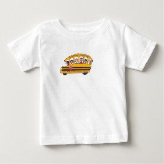 School Buss Tee Shirt