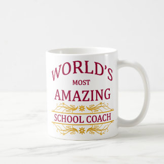 School Coach Coffee Mug