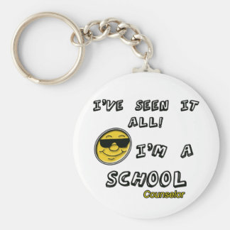School Counslor Key Ring