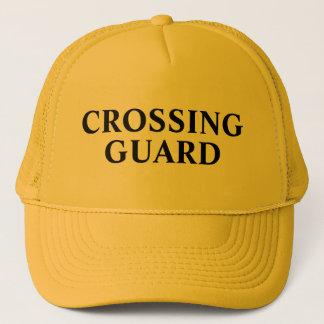 School Crossing Guard Cap