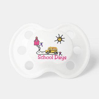 School Days Pacifier