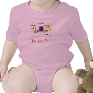 School Daz Infant Creeper