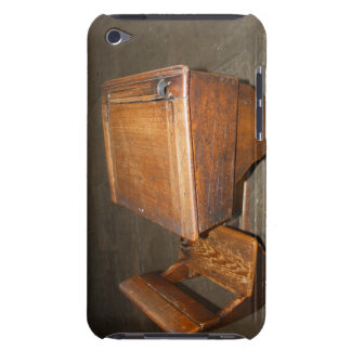 School Desk iPod Touch Barely There Case iPod Case-Mate Cases