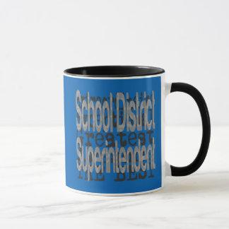 School District Superintendent Extraordinaire Mug