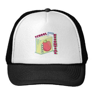 School Essential Mesh Hats