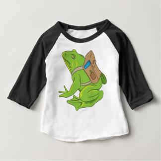 School Frog Baby T-Shirt