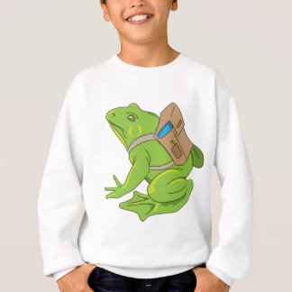 School Frog Sweatshirt
