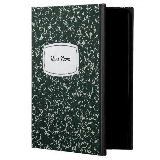 School Note Book Style iPad Air Case
