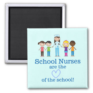 School Nurse Appreciation Magnet