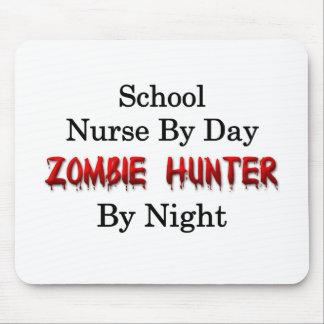 School Nurse/Zombie Hunter Mouse Pad