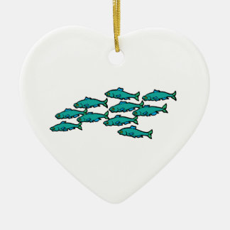School Of Fish Ornament