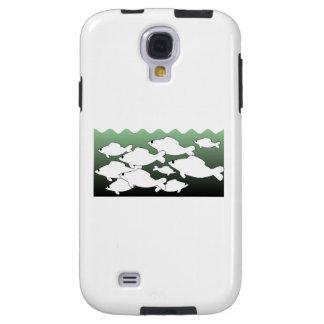 School Of Fish Galaxy S4 Case