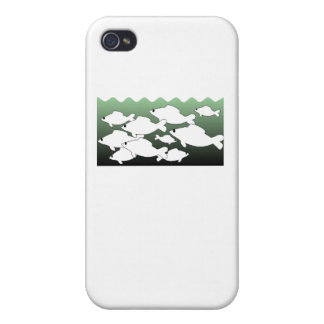 School Of Fish iPhone 4/4S Cover