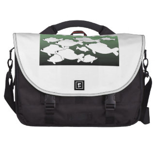 School Of Fish Computer Bag