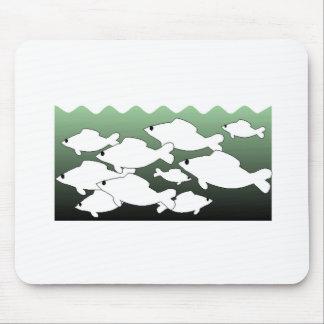School Of Fish Mousepad