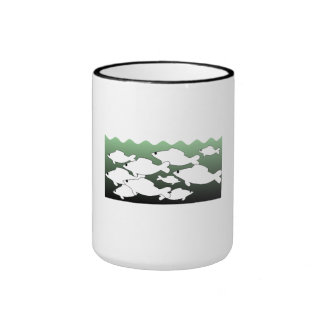 School Of Fish Mug