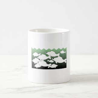 School Of Fish Coffee Mug