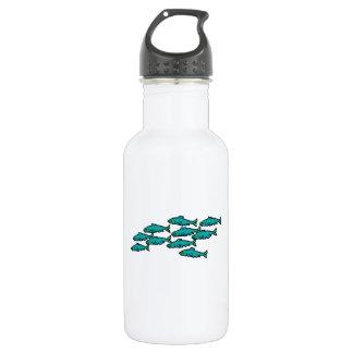 School Of Fish 532 Ml Water Bottle