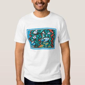 School of Fish Tee Shirts