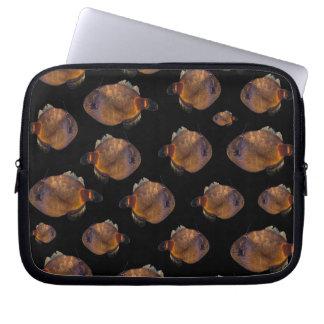 School_Of_Leatherjacket_Fish_10_Inch_Laptop_Sleeve Laptop Sleeve